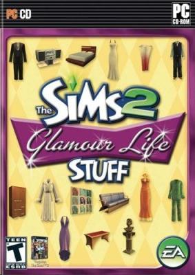 The Sims 2: Glamour Life Stuff (Гламурная жизнь) - Скачать Sims 2 - Sims 2 - Каталог файлов - Your-Sims.com