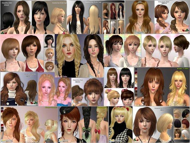 Волосы после химической завивки : Уход за волосами